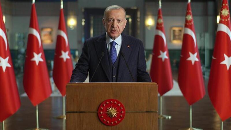 Cumhurbaşkanı Erdoğan'dan Türk Konseyi Medya Forumu'na mesaj