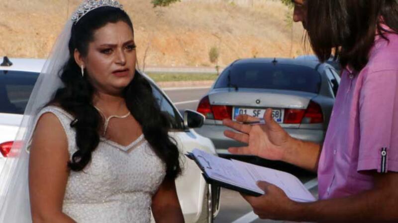 Düğün gününü kabusa çeviren soygun
