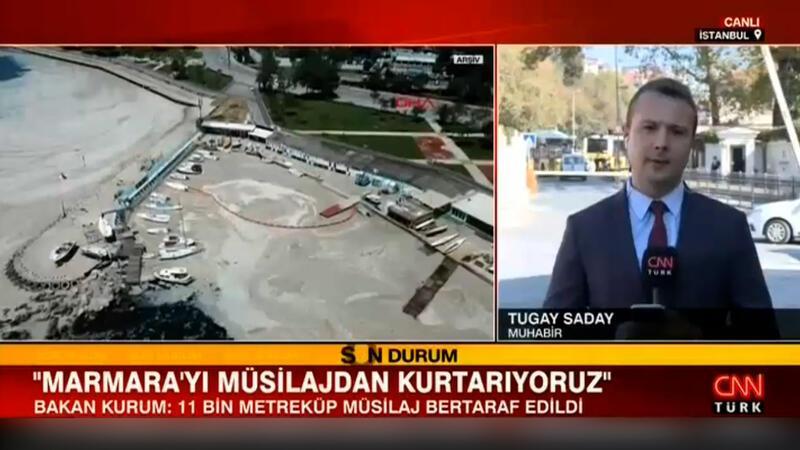 Marmara Denizi Eylem Planı toplantısı gerçekleştirildi