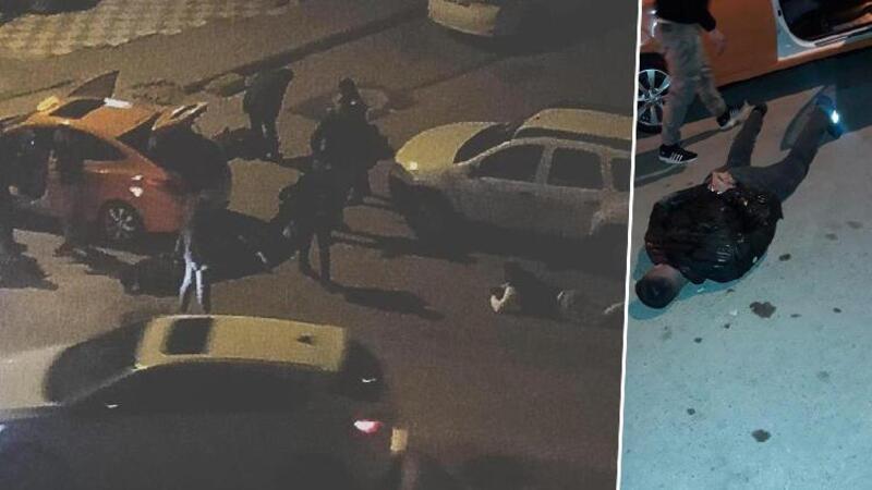 Ankara'da haraç çetesine suçüstü operasyon