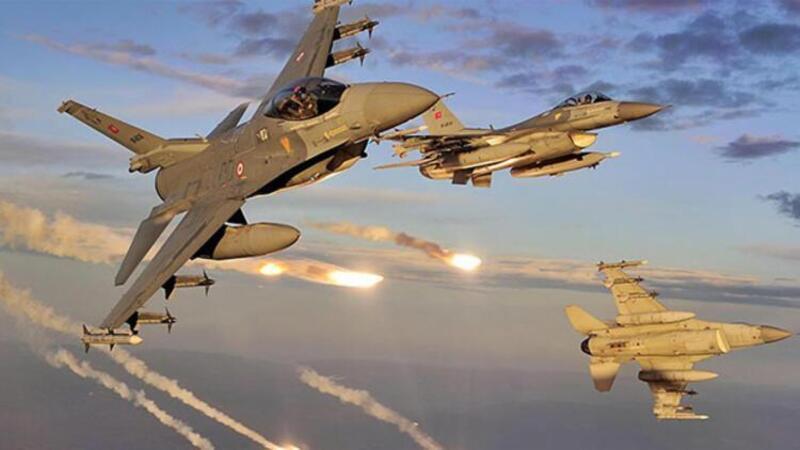 MSB duyurdu: Kuzey Irak'a hava harekatında 2 terörist etkisiz hale getirildi