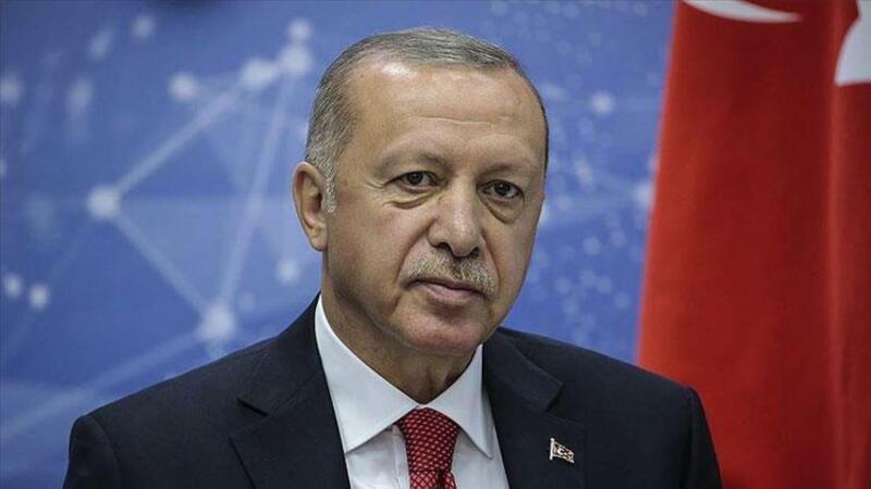 Cumhurbaşkanı Erdoğan, şehit Tortumlu'nun ailesine telefonda başsağlığı diledi