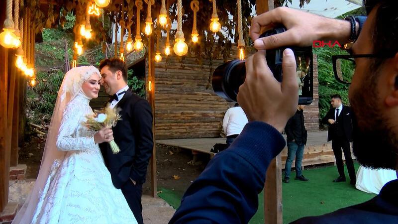 Gelin ve damatlara, 'korsan düğün fotoğrafçısı' uyarısı