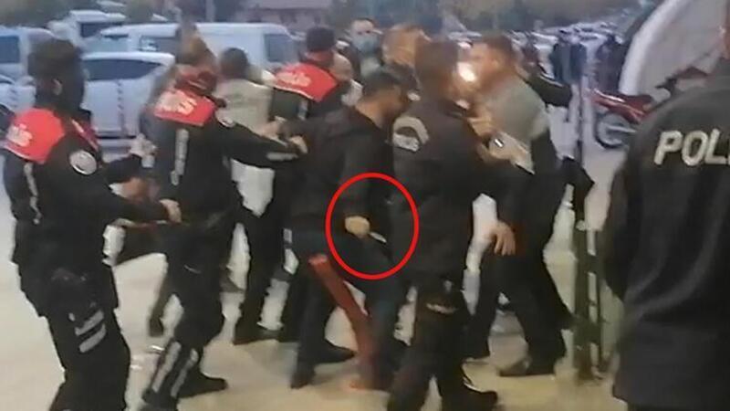 Bursa'da nakliyeciler ve yakınlarının bıçaklı kavgasında 4 yaralı
