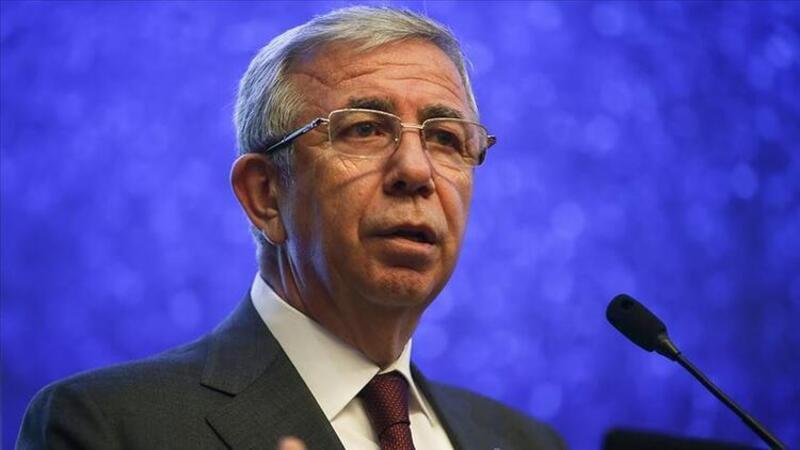Mansur Yavaş'ın korumaları gazetecileri darp etti