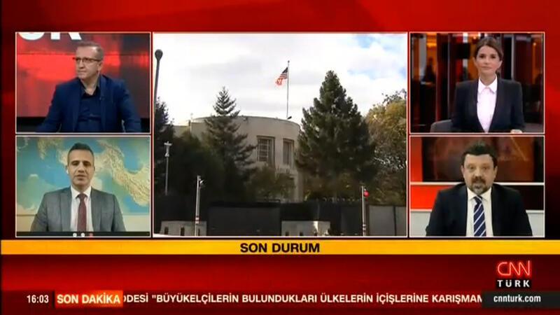 Elçiliklerden art arda yeni 'büyükelçi' açıklaması