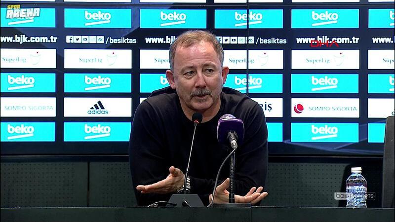 Sergen Yalçın: Fırat hoca iyi maç yönetti, penaltı kararı çok doğruydu