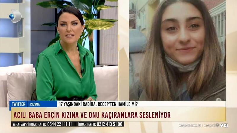 """""""Ece Üner İle Susma""""da 17 yaşındaki Rabiha'nın kaybolmasıyla ilgili şok iddialar"""