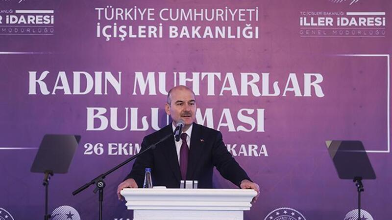 Bakan Soylu ilk kez anlattı: İnşallah sayın Cumhurbaşkanımız kızmaz