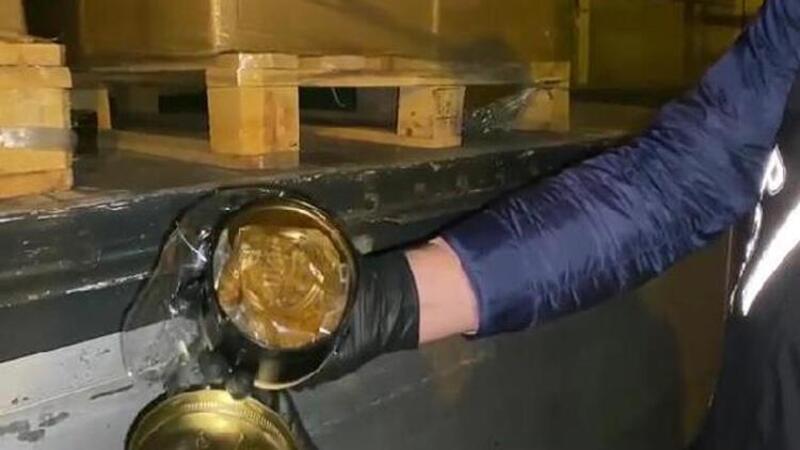 İstanbul'da kaçak nargile tütünü operasyonu! 16,5 ton ele geçirildi
