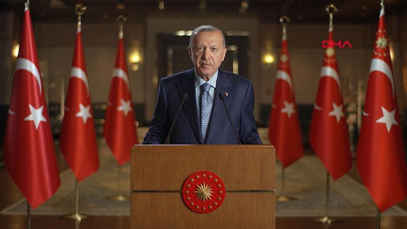 Cumhurbaşkanı Erdoğan, İslam İşbirliği Teşkilatı 8. Gıda Güvenliği Sorumlu Bakanlar Konferansına videomesaj gönderdi
