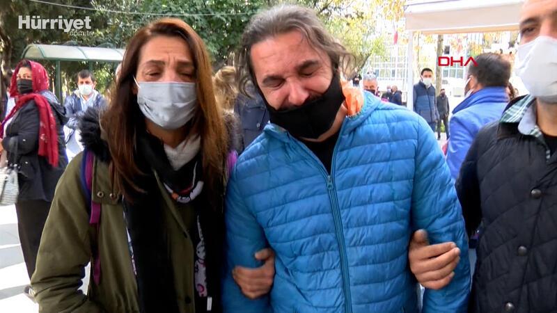 Scooter kazasında hayatını kaybeden İlknur Akkaya son yolculuğuna uğurlandı