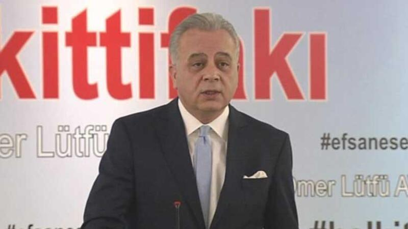Ömer Lütfü Avşar Cumhurbaşkanlığı aday adaylığını ilan etti