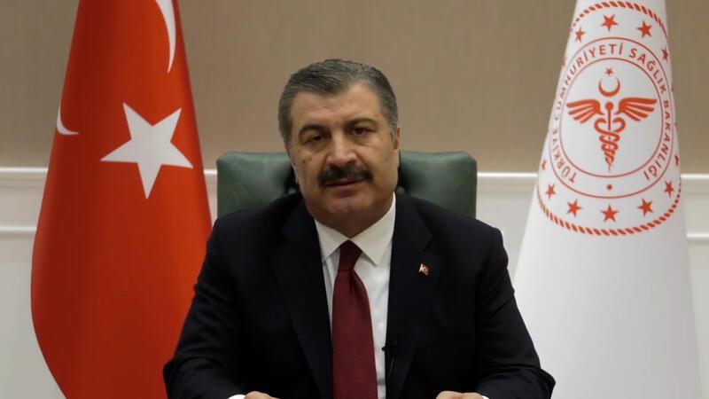 Sağlık Bakanı Fahrettin Koca, Bilim Kurulu'nda öne çıkan sonuçları madde madde paylaştı
