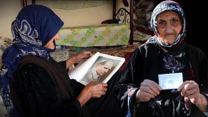 117 yaşındaki Muteber Engindeniz: Cumhuriyetin ilanında köyde halay çektik