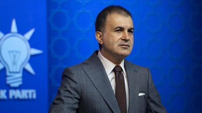 AK Parti Sözcüsü Ömer Çelik, gündeme dair açıklamalarda bulundu