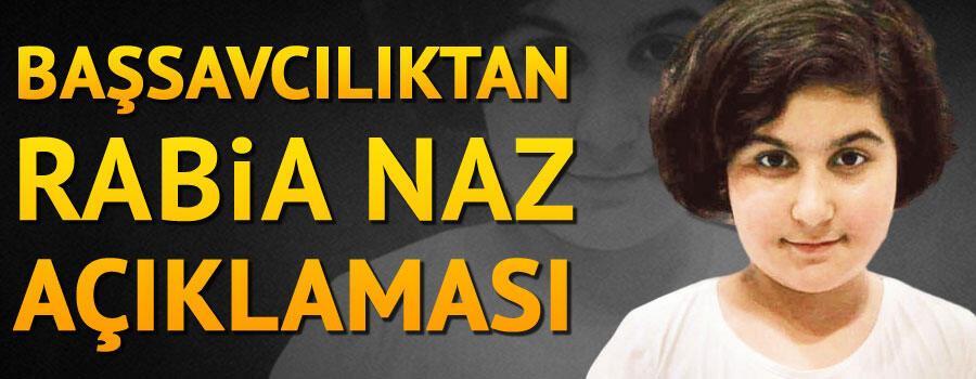 Son dakika... Giresun Cumhuriyet Başsavcılığından Rabia Naz açıklaması