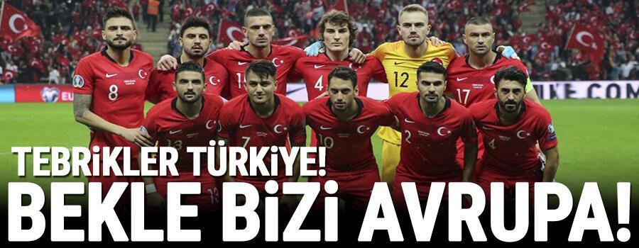 Türkiye 0-0 İzlanda