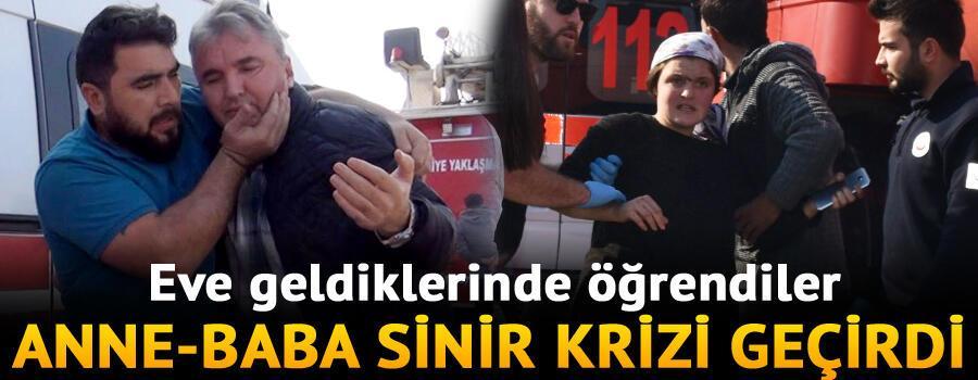 Hendek'te yangın; 2 çocuk öldü