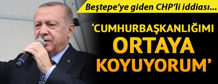 Cumhurbaşkanı Erdoğan AK Parti İzmir İl Başkanlığı'nda konuşuyor