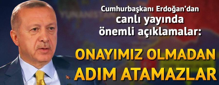 Son dakika haberi... Cumhurbaşkanı Erdoğandan önemli açıklamalar