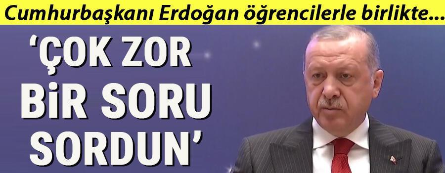 Son dakika haberi… Cumhurbaşkanı Erdoğan'dan önemli açıklamalar