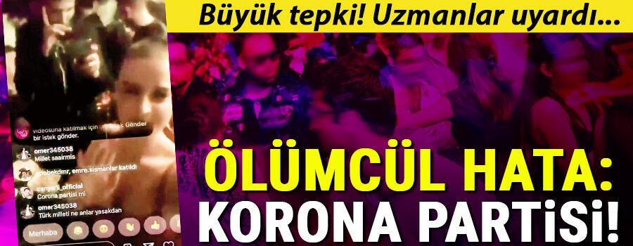 Ölümcül hata: Korona parti