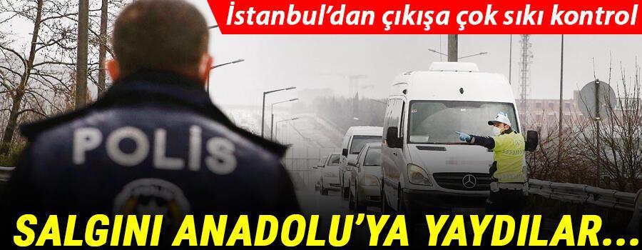 İstanbuldan korsan çıkış