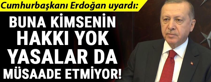 Son dakika haberleri... Cumhurbaşkanı Erdoğandan önemli açıklamalar
