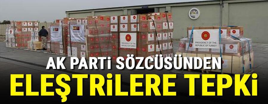 Son dakika haberler... AK Parti Sözcüsü Çelikten flaş açıklamalar