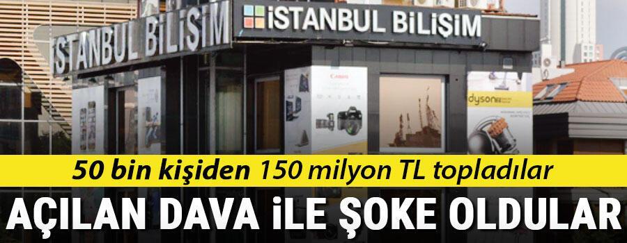 Son dakika haberi: İstanbul Bilişim mağdurları... 50 bin kişiden 150 milyon TL topladılar