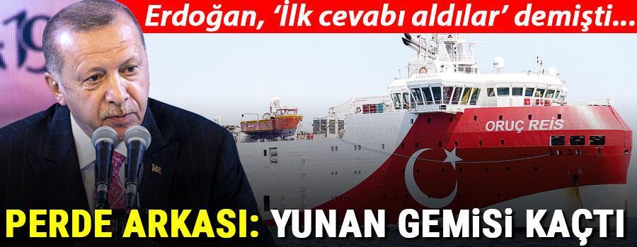 Son dakika haberi: Cumhurbaşkanı Erdoğan İlk cevabı aldılar demişti... İşte perde arkası