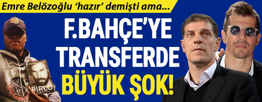 Fenerbahçeye transferde Slaven Bilic şoku