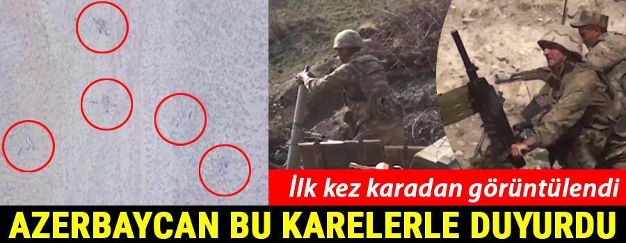 Son dakika haberi: Ermenistan Azerbaycan cephe hattında sivilleri hedef aldı, bölgede sıcak çatışmalar sürüyor
