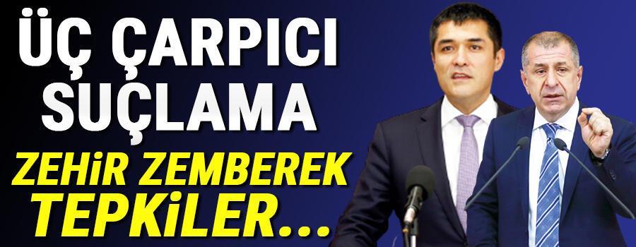 Son dakika... İYİ Parti'de 'FETÖ' krizi Şok suçlamalar