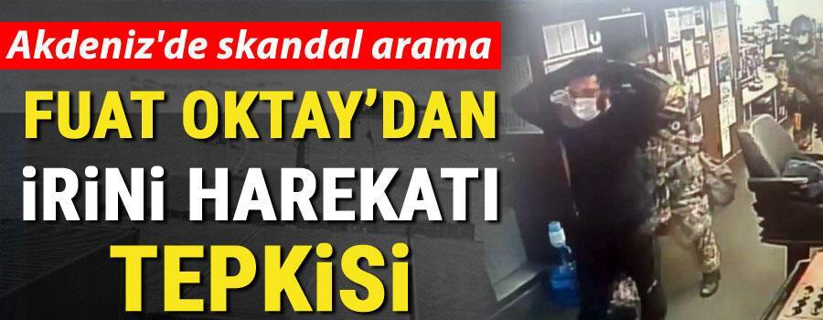 Son dakika haberleri... Türk gemisinde büyük skandal Emekli Tümamiral Gürdeniz: Sinirliyim kusura bakmayın, küstah adamlar