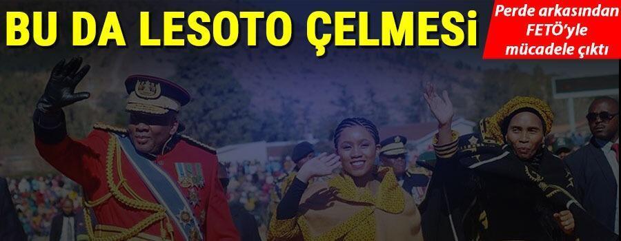Perde arkasından FETÖ'yle mücadele çıktı... Lesoto Krallığı'yla jet anlaşma