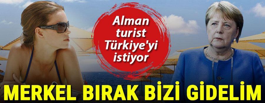 'Türkiye'de tatil için engelleri kaldırın'