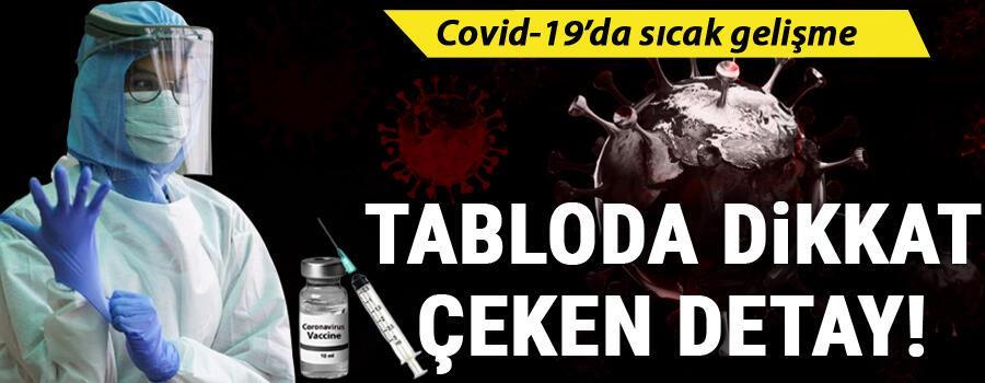 Son dakika haberi: 20 Haziran corona virüsü tablosu ve vaka sayısı Sağlık Bakanlığı tarafından açıklandı İşte bugünkü son durum