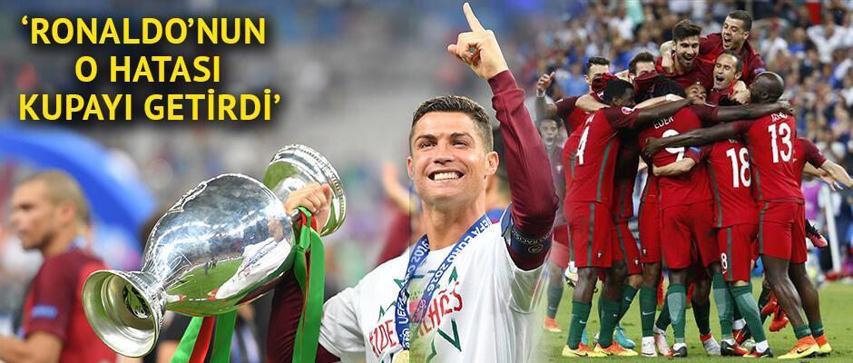 Spor yazarları Fransa-Portekiz finali için ne dedi